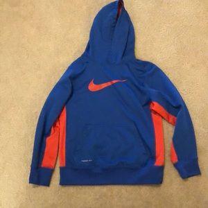 Boys Sz L (14/16) Nike Therma-Fit Hoodie